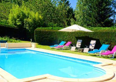 La Borie Grande pool